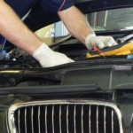 BMW Servicing in Chorley