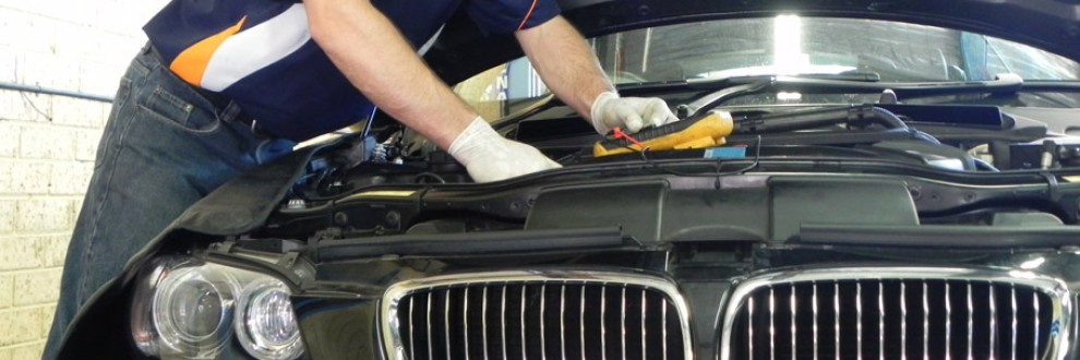 BMW Repairs Wigan