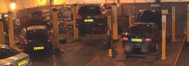 VW Servicing In Preston