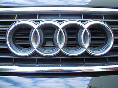 Audi servicing in Cheadle