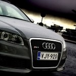 Audi service in Wigan