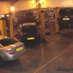 BMW MOT in Horwich