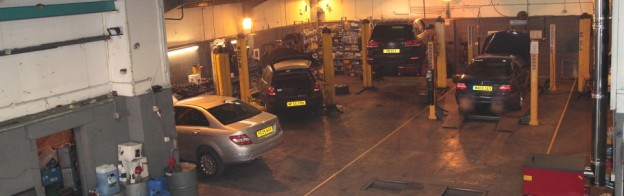 BMW MOT in Farnworth